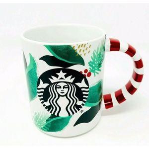 Starbucks 2019 Holiday Mug Siren Holly Candy Cane